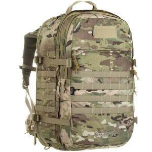 Wisport Sac en bandoulière et sac à dos Crossfire MultiCam