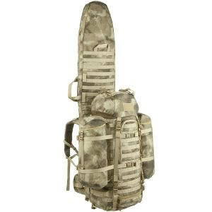 Wisport Sac à dos avec housse pour fusil ShotPack 65 L A-TACS AU