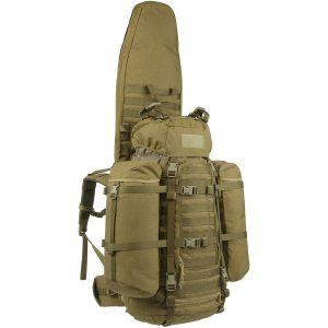 Wisport Sac à dos avec housse pour fusil ShotPack 65 L Coyote