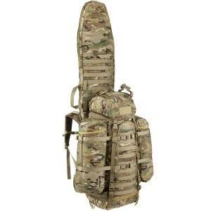 Wisport Sac à dos avec housse pour fusil ShotPack 65 L MultiCam