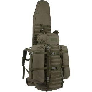 Wisport Sac à dos avec housse pour fusil ShotPack 65 L RAL 7013