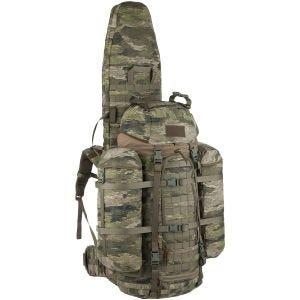 Wisport Sac à dos avec housse pour fusil ShotPack 65 L A-TACS iX