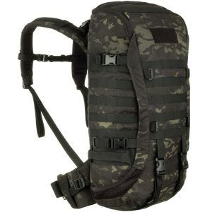 Wisport Sac à dos ZipperFox MultiCam Black