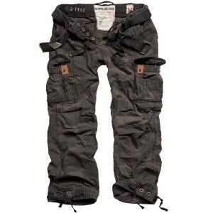 Surplus Pantalon Premium Vintage Black Camo