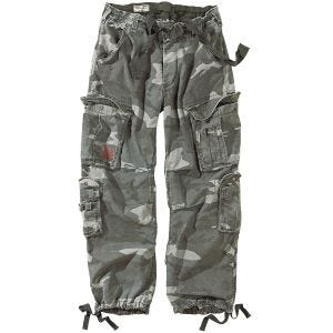 Surplus Pantalon Airborne Vintage Night Camo