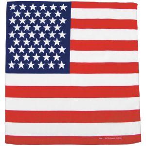 MFH Bandana en coton US Flag