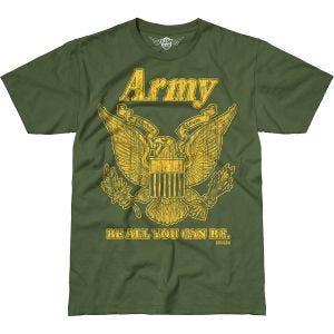 7.62 Design T-shirt Army Retro Battlespace vert