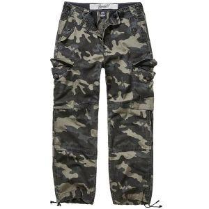 Brandit Pantalon Hudson Ripstop Dark Camo