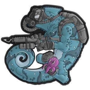 Patchlab Chameleon Diver Patch Blue/Black