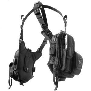 Civilian Holster Covert RG Loader noir