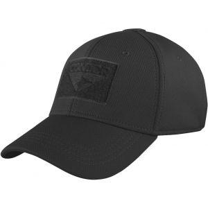 Condor Casquette Flex Noir