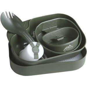 Helikon Boîte repas Wildo Camp-A-Box Complete vert olive