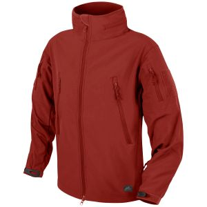 Helikon Veste softshell Gunfighter Crimson Sky