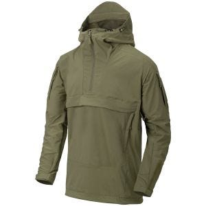 Helikon Anorak Mistral Soft Shell Jacket Adaptive Green