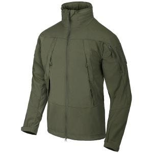 Helikon Blizzard Jacket StormStretch Taiga Green