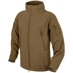Helikon Veste softshell Gunfighter Mud Brown