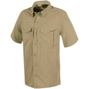 Helikon Defender Mk2 Ultralight Shirt Short Sleeve Silver Mink
