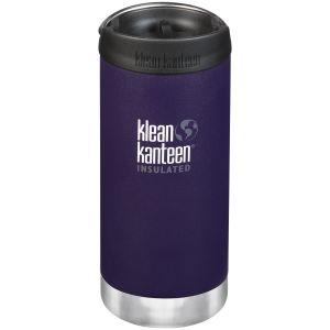 Klean Kanteen TKWide Gourde isolante 355 ml avec Bouchon Café 2.0 Kalamata
