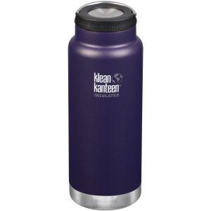 Klean Kanteen TKWide Gourde isolante 946 ml avec Bouchon à anneau Kalamata