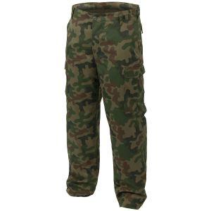Mil-Tec Pantalon militaire BDU Ranger PL Woodland