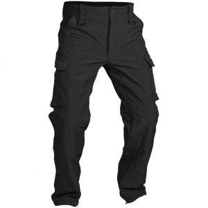 Mil-Tec Pantalon Softshell Explorer noir