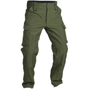 Mil-Tec Pantalon Softshell Explorer vert olive