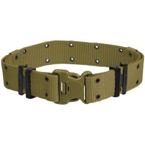 Mil-Tec US LC2 Duraflex Buckle Belt Coyote