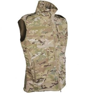 Mil-Tec Gilet Softshell Multitarn
