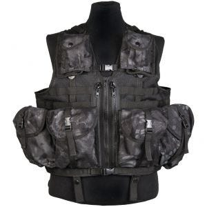 Mil-Tec Gilet tactique Modular System Mandra Night