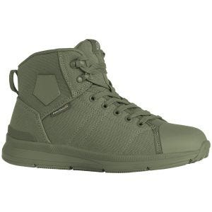 Pentagon Hybrid Tactical Boots Camo Green