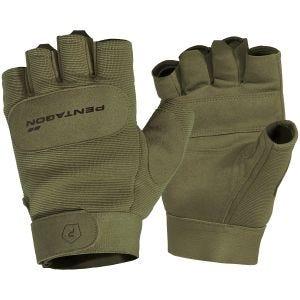 Pentagon Gants 1/2 Duty Mechanic Olive