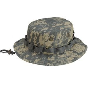 Pentagone Chapeau de brousse Ripstop Digital