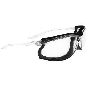 Swiss Eye Lunettes de soleil Sandstorm à monture et verres transparents
