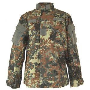 Teesar Chemise militaire ACU Flecktarn