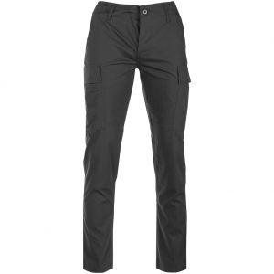 Teesar US BDU Trousers Ripstop SlimFit Black
