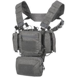 Helikon Gilet de combat Training Mini Rig Melange Gris