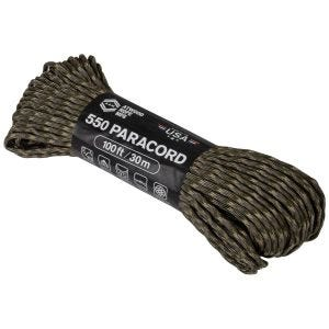 Atwood Rope 100ft 550 Paracord MultiCam