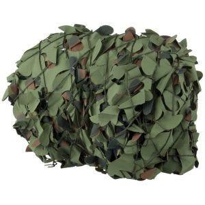 Camosystems Filet Broadleaf Military Flecktarn 3 x 3 m