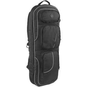 Civilian Sac à dos monobretelle/rembourré pour fusil Grayman Smuggler noir