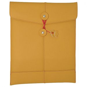 Civilian Housse en cuir pour iPad PadManila Mango