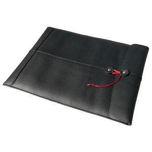 Civilian Housse d'ordinateur en cuir pour MacBook Pro 15