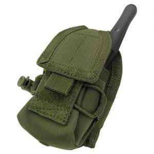 Condor Étui pour talkie-walkie Olive Drab