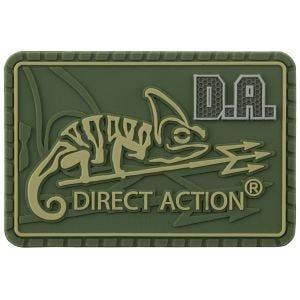 Direct Action Écusson Medium Olive Green