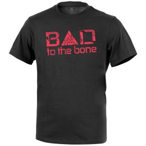 Direct Action Bad to the Bone T-shirt Noir
