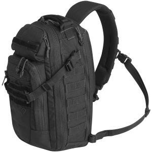 First Tactical Sac à bandoulière Crosshatch noir