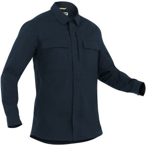 First Tactical T-shirt à manches longues pour homme Specialist BDU Midnight Navy