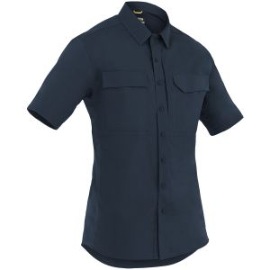 First Tactical T-shirt tactique à manches courtes pour homme Specialist Midnight Navy