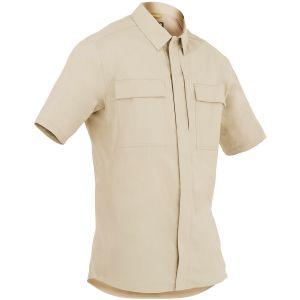 First Tactical T-shirt à manches courtes pour homme Tactix BDU kaki