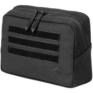 First Tactical Pochette utilitaire Tactix 9x6 noire