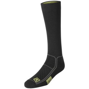 "First Tactical Chaussettes Performance 9"" noires"